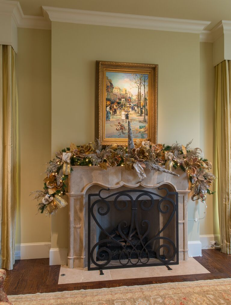 interior design christmas park cities dallas
