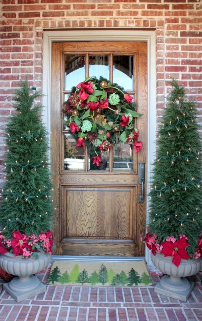 christmas interior decorator interior design Frisco
